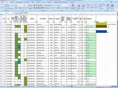 Live Updates in Excel