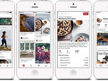 Social Networking (Photo/Video Sharing, Geo-Location based)