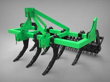 Agriculture Equipment Design