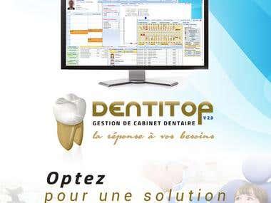 Desktop Softawre Flyer