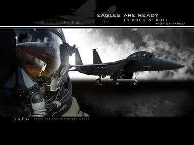 3 AEG Falcons