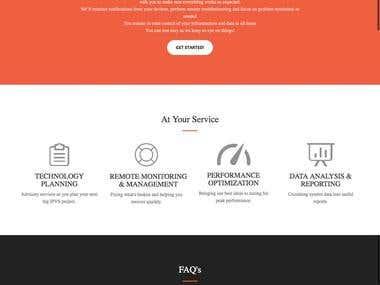 Kibo CodeIgniter Website