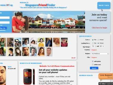 singaporefriendfinder Online Dating