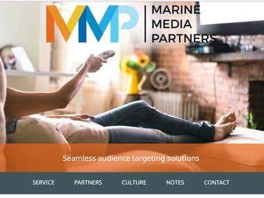 Marine media