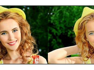 Retouch Photography