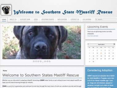 Southern States Mastiff Rescue