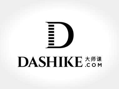 Logo Design For DASHIKE