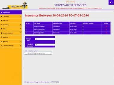 Shivas Auto Services