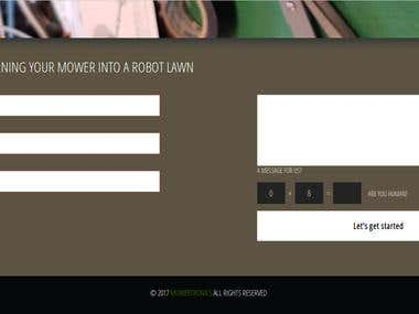 Mowertronics - lawn mower automation solution