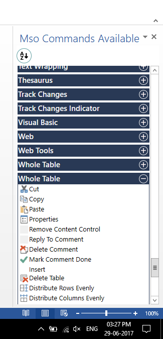 Word, Excel, Power Point VSTO Add-In [C# & WPF]