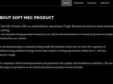 SoftMecProduct - metal machining by cutting