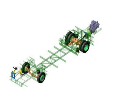 Chassis Assembly Design - Reverse Engineering