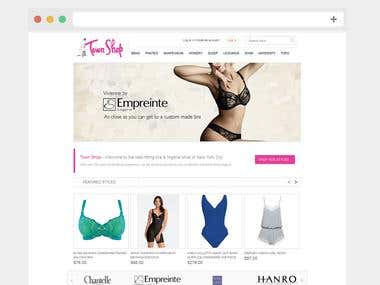 E-commerce - Opencart