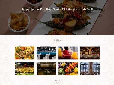 Punjab Grill (http://mediwonder.com/punjabgrill/)