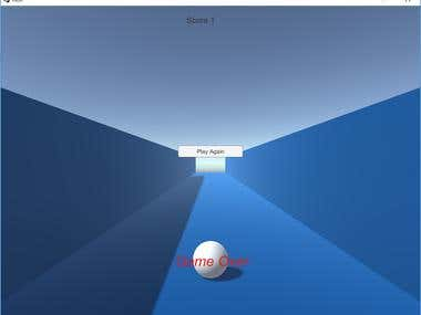 Simple Unity 3D Game