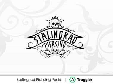 Stalingrad Piercing Logo