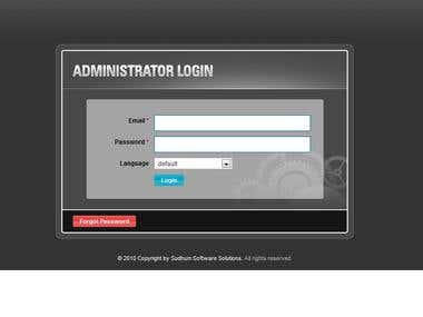 CodeIgniter Base CMS system for Websites