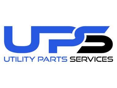 Utility Part Service Logo