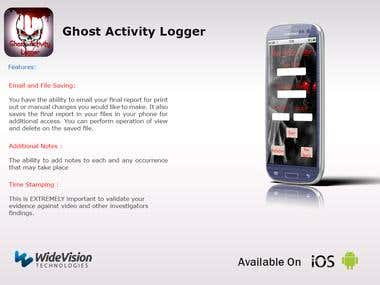 Ghost Activity Logger