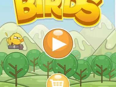 Badass Cutie Birds
