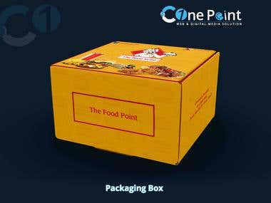 Packaging Box Design