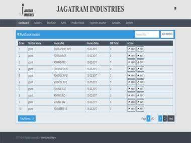 Shop Inventory management Software