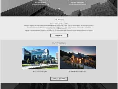 Website - Stokes Perna