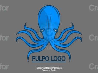 Pulpo Logo