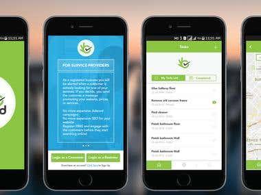 iOS/Android App Development
