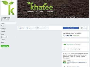 Facebook like.