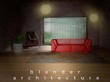 architecture designs and renders