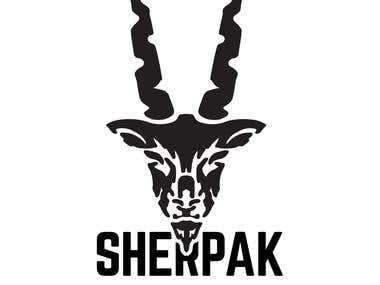 Sherpak Logo