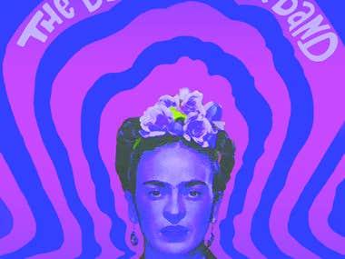 FridaFest // Festival Poster