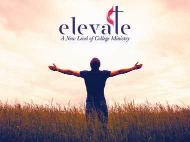 Elevate // Poster // Logo