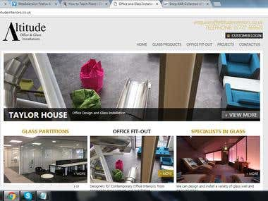 Have My Responsive Work :- http://altitudeinteriors.co.uk/