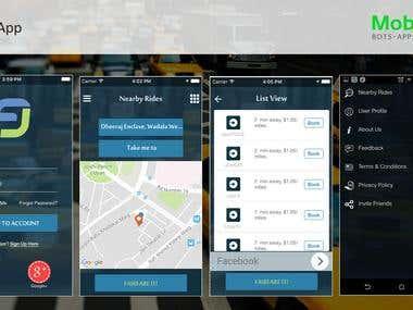 Fairfare App