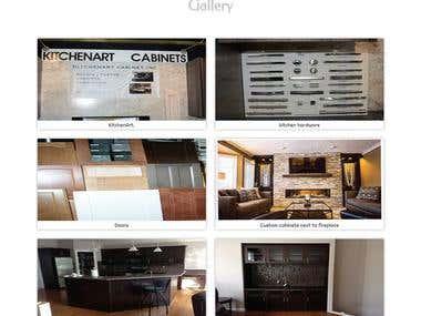 KitchenART Website
