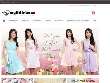 Little Bow- www.littlebow.com