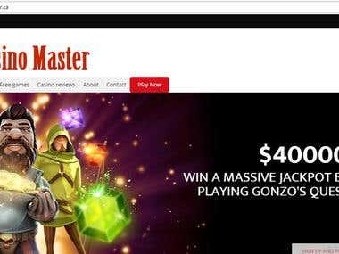 casinomaster