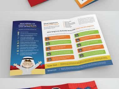A Corporate Brochure Design