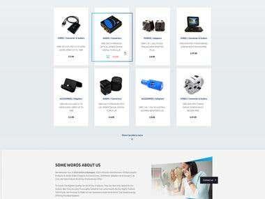 Orei.com online store