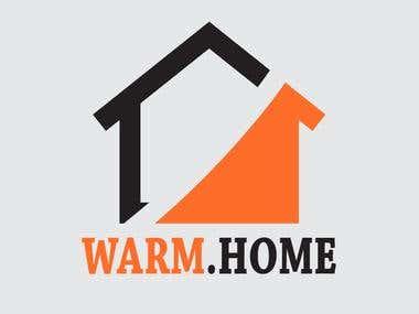 Logo warm.home