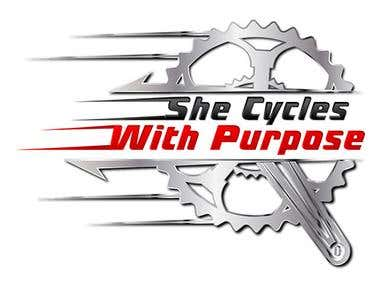She Cycles With Purpose