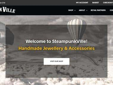 SteampunkVille.co.uk