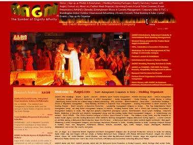 Aagni-Event Mnagement- www.aagni.com
