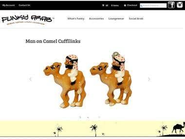 Funky Arab www.funkyarab.com