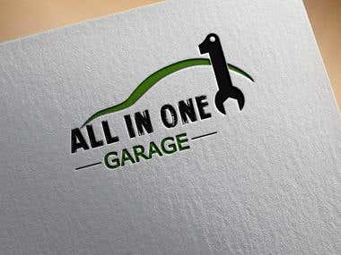 All In One Garage LOGO