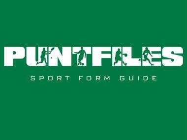 Puntfiles - Sport Form Guide