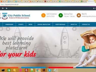 Automatic School Management System