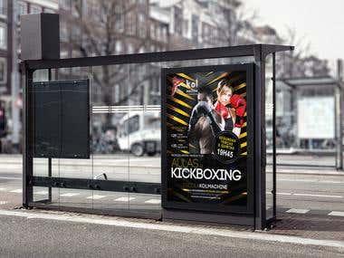 Street-billboard campaign